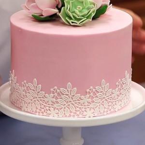 Cake Lace - μίγμα δαντέλας