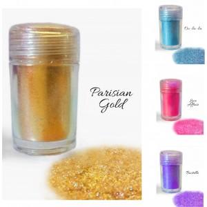 Χρώματα σκόνη (glitter) Crystal Candy