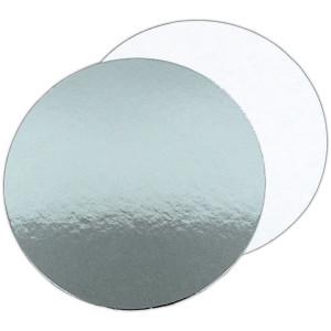 Δίσκοι χάρτινοι ασημί 1mm